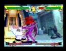 ヴァンパイアセイヴァー対戦動画 デミトリ vs. サスカッチ 2