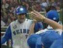 【ニコニコ動画】埼玉西武 2008日シリ第7戦 伝説の8回表(音声差し替え版)を解析してみた