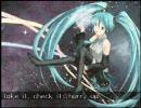 ★☆【初音ミク】shooting star replica -mi