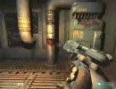 DOOM3プレイムービー12-2 -Monorail Skybridge-