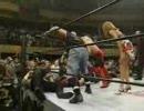 ECW ワン・ナイト・スタンド05 ダッドリーズvsサンドマン&ドリーマー 2/3