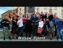 世界中を旅しながらダンス