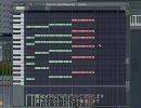【ニコニコ動画】【FL Studio】ピアノロール機能紹介(初心者向け)を解析してみた