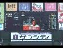 楽天イーグルス 2007 スタメン発表