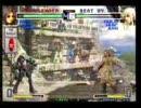 KOF2002対戦動画 1PむねじVS2PSMALL