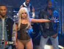 Lady Gaga - Just Dance ( Tonight Show with Jay Leno ) thumbnail