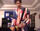 Star Spangled Banner(アメリカ国歌)を著名なギタリストでリレー演奏