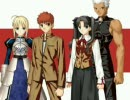 [Mad] フェイトダッシュ Fate Stay night
