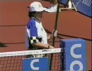 [東芝CLASSIC] 伊達公子(4) vs A.サンチェス(1)  : 2 [決勝 1996年]