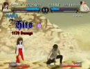 KFA対人戦動画  上代菜奈 VS ゲニウス・ロキ