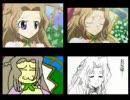 【手描き】 極上ニッポンギアディウス\(●)/を比較してみた。 thumbnail