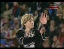 【ニコニコ動画】09欧州選手権 Kristoffer BERNTSSON (スウェーデン) FSを解析してみた