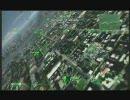 XBOX360 エースコンバット6 解放への戦火 体験版 高画質ビル