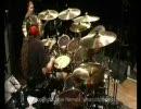 Meshuggahのドラムとベースによるセッション