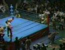 AJPW D・クロファット&RVD vs G・キマラ&泉田純