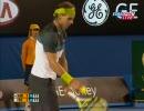【ニコニコ動画】全豪オープン 2009 決勝 ナダル vs フェデラー ハイライトを解析してみた