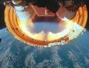 【ニコニコ動画】【アポロ】 第1段ロケット切り離し (オンボード)を解析してみた