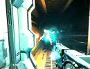 DOOM3プレイムービー17-3 -Delta Labs Level 2 North-