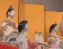 有田とマイセン競演 焼き物の雛(ひな)人形