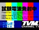 【架空放送局】【自作】テレビ杜都クロージングとオープニング
