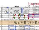【ニコニコ動画】クラシック完全解読/1.ブラームス交響曲第4番第4楽章を解析してみた