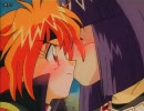 【ゼロリナ注意】ゼロスとリナの頬を染めてみた。