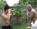 [非公式試合] 喧嘩自慢Rayが前に負けたプロと再戦して仲良くなるVP6版