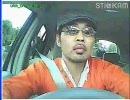 ウナちゃんマン(39歳)ドライブ中にまた仕込み?