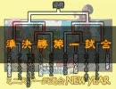 『DBZSM ミニ天下一武道会・NEW YEAR』 準決勝第一試合