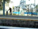 SL北びわこ号長浜発車