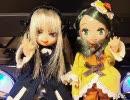 ダイソー人形でローゼンドールを作っていくよ【金糸雀編】