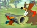 トムとジェリー「デカ吉チビ助のにわとり狩り」(真ん中の話)