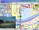 阪和線快速/日根野→天王寺/GPS軌跡&左窓展望