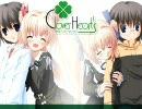 Clover Heart's /* title menu再現 */