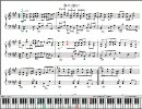 東方ピアノ譜- 春の湊に thumbnail