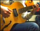 CCさくら「夜の歌」をソロギターで弾いてみた