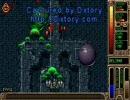 DOSゲーム『Tyrian 2000』 第一章 ステージ6『DELIANI』