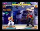 永井先生のストIII3rd対戦 第3弾 PART1
