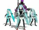 【MMD】初音ミク_新衣装データ公開!