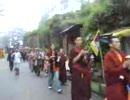 【フリーチベット】チベット人のロウソク行進【独立運動】