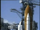 スペースシャトル(アトランティス)打ち上げ