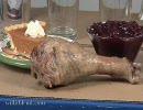 感謝祭のディナーを作ってみた