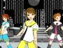 【アイドルマスターGS】「まっすぐ」ショタトリオ