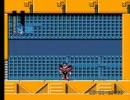 ロックマン5 グラビティマンステージのBGMを逆転再生