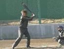 【Baseball】西岡剛—ホール