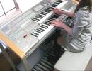 【溝ノ口太陽族】と【戦場】をエレクトーンで弾いてみました。