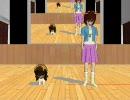 【MMD】ほめ春香さん親子でLove&Joyホラービデオエディション thumbnail