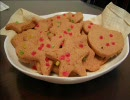 アイドルマスター 春香のウキウキきなこクッキー