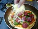 【ピザ野郎の食卓 4品目】 ピザがピザつくったよ!