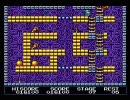 MSX2版 エルギーザの封印(王家の谷2) プレイ動画6面~10面